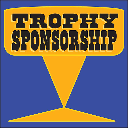 Class Trophy Sponsorship - 2nd Place