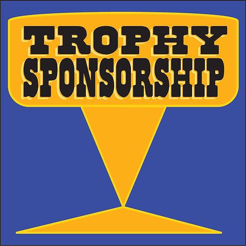 Class Trophy Sponsorship - 2nd Place