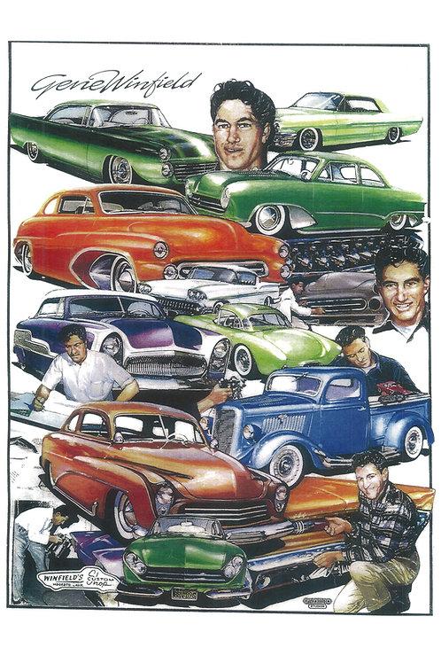 Cartoon Poster