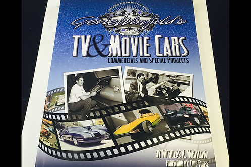 Gene Winfield TV and Movie Cars Book