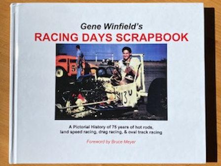 Racing Days Scrapbook