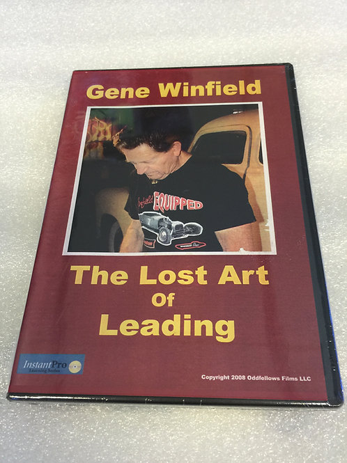 Gene Winfield DVD (The Lost Art of Leading)