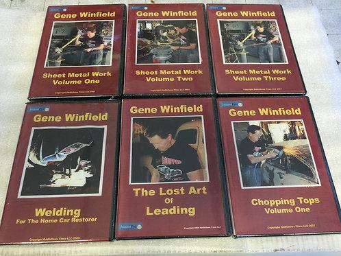 Gene Winfield DVD (6 DVD SET)