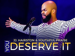 J.J. Hairston & Youthful Praise Reveal New Album Cover On Heels Of Two Stellar-Nominations | @JJ
