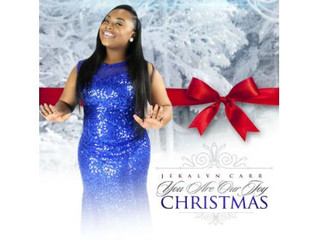 """Jekalyn Carr Releases Christmas Song """"You Are Our Joy Christmas"""" 