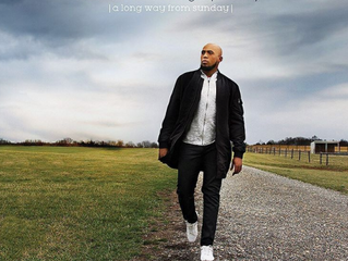 """Anthony Brown & Group therAPY Unveil Cover Art For New Album, """"A Long Way From Sunday"""