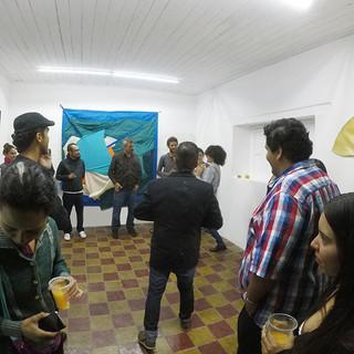 Opening Diego Castro