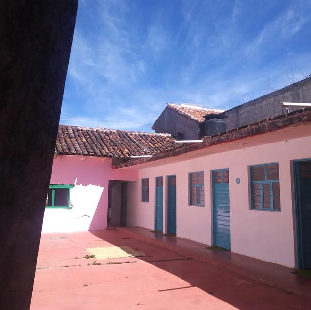 Aramauca - Second Patio