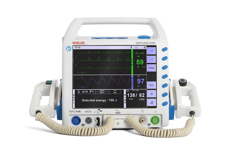 moniteur-defibrillateur-schiller-dg-5000