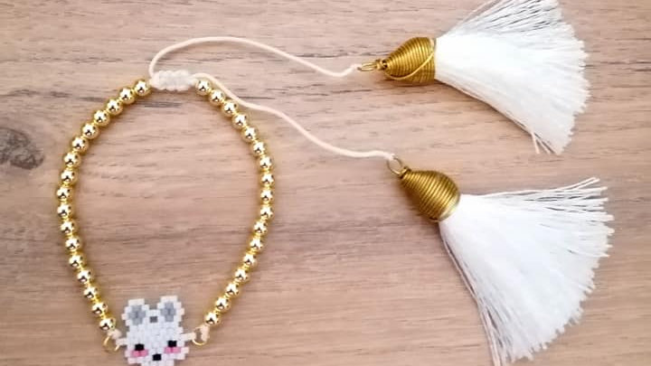 Bracelet Nimalu LAPIN