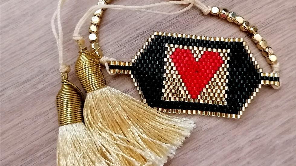 Bracelet My'Biche HEART