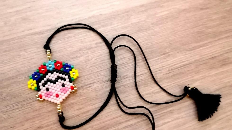 Bracelet My'Biche FRIDA (pompon)