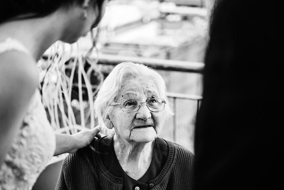 Babička nevěsty