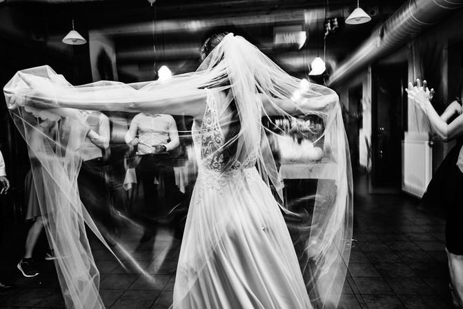 Tančící nevěsta