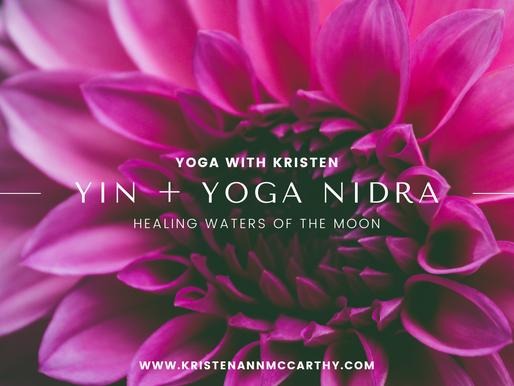 Yin Yoga and Yoga Nidra