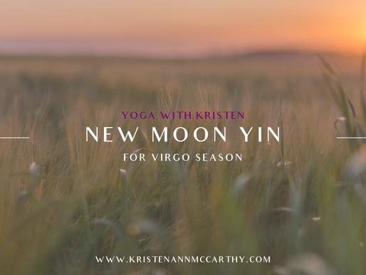 New Moon Yin Yoga