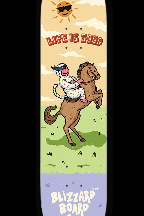 """Life Is Good"" Deck"