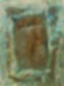 "Owl Eyes, 18""x24"", acrylic on canvas_edi"