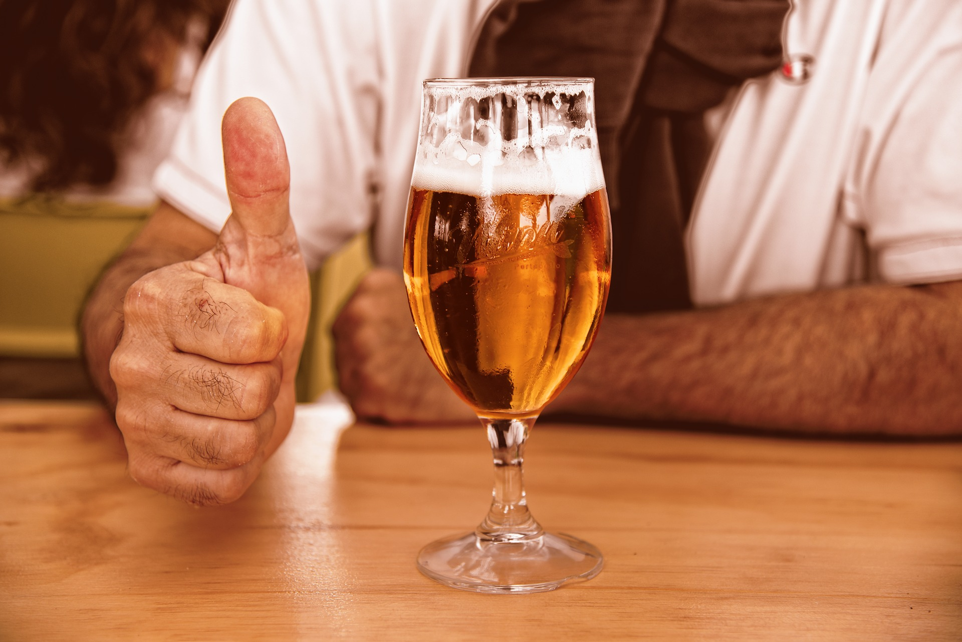 Thumbs Up For CNY Beer Week
