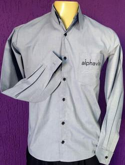 CAMISA ALPHAVILLE FILAFIL - uniforme