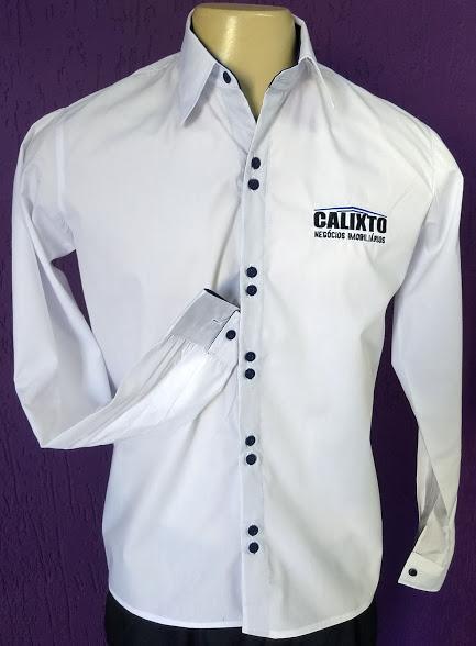 CAMISA CALIXTO - uniforme