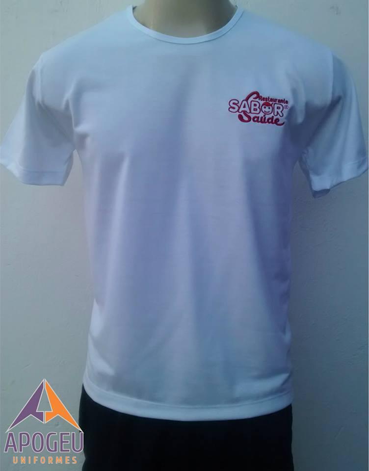 Camiseta Sabor Saúde