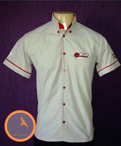 CAMISA NISHI - uniforme