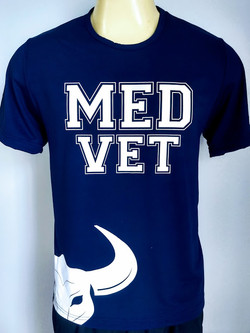 CAMISETA MEDVET - uniforme
