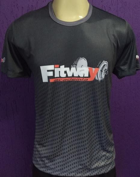 CAMISETA FITWAY - uniforme