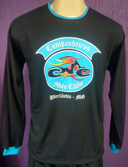 Camiseta Companheiros Moto Clube