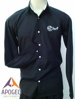 Camisa BRF preta