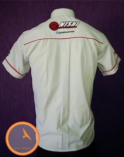 CAMISA NISHI costa - uniforme