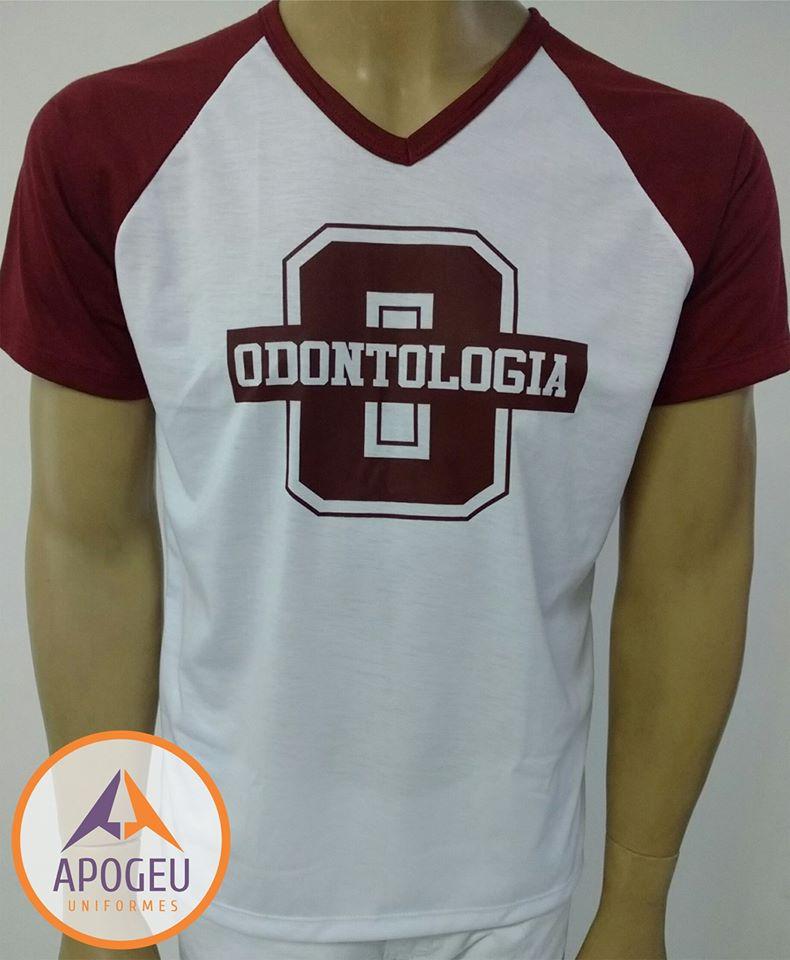 Camiseta Turma de Odontologia