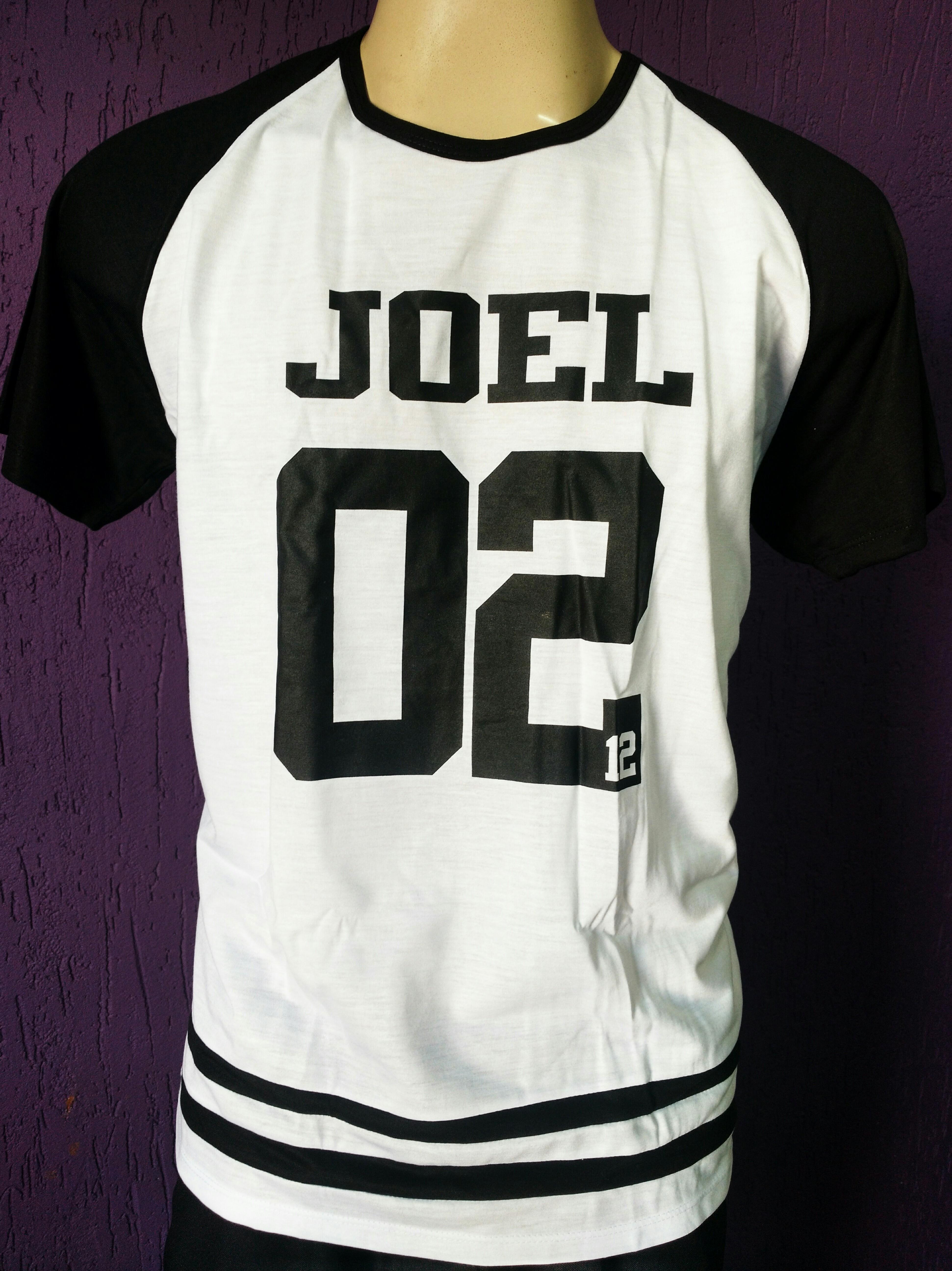 Camiseta Joel 02