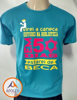 Camiseta Turma Eng. de Produção