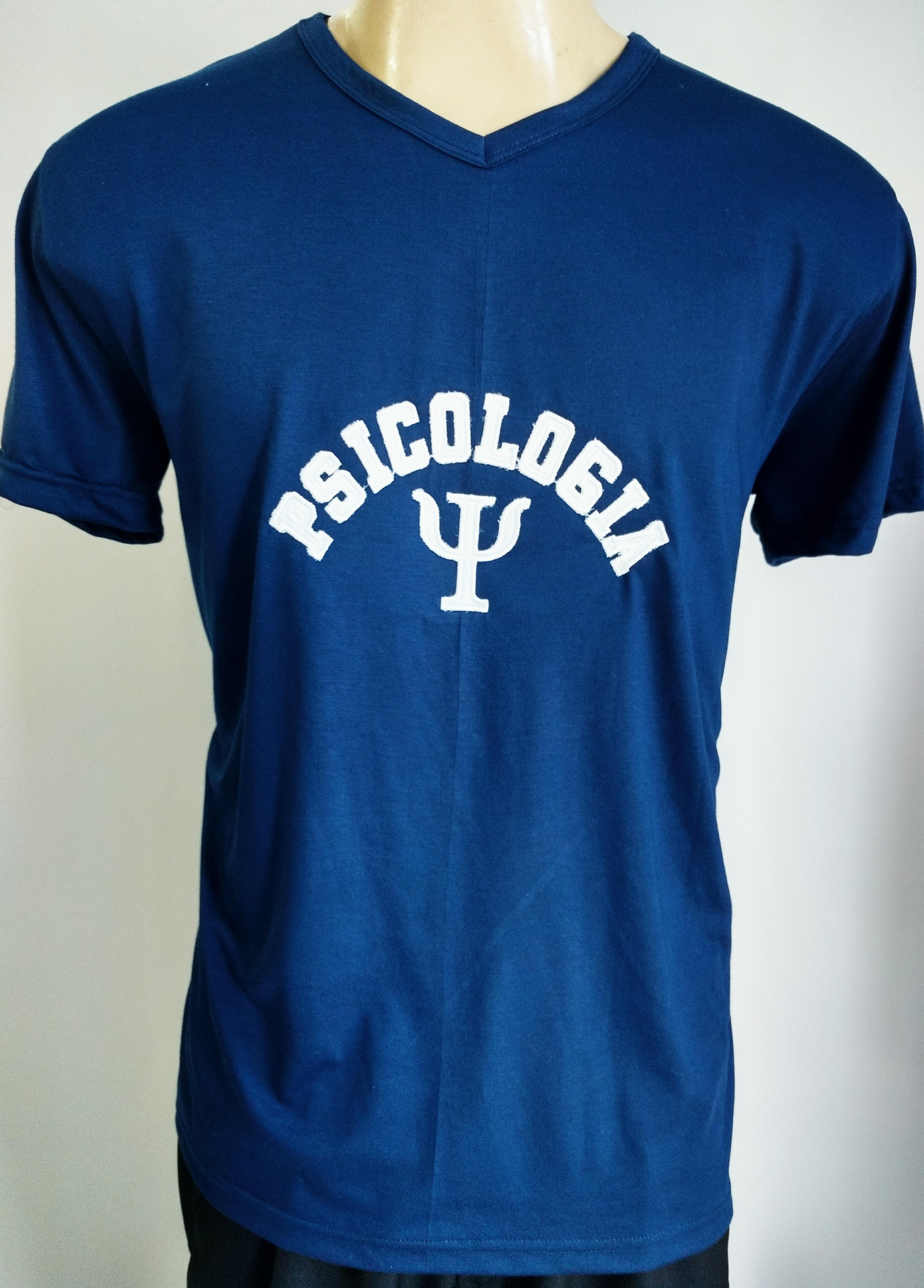 Camiseta Turma de Psicologia