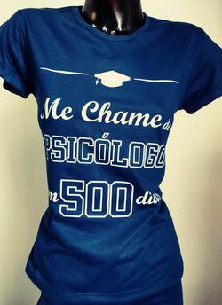Camiseta Turma Psicologia