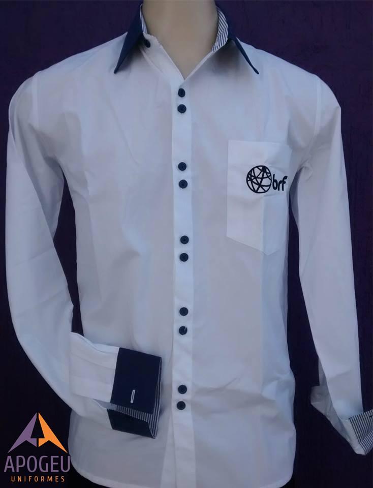 Camisa BRF branca