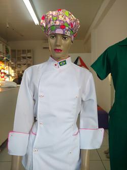 DOLMA E TOUCA - uniforme