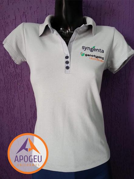 POLO SYNGENTA - uniforme