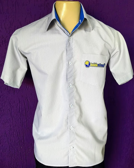 CAMISA SOLDA MINAS - uniforme