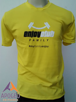 CAMISETA ENJOYCLUB - uniforme