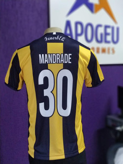 CAMISETA FENERBEQ COSTA - uniforme