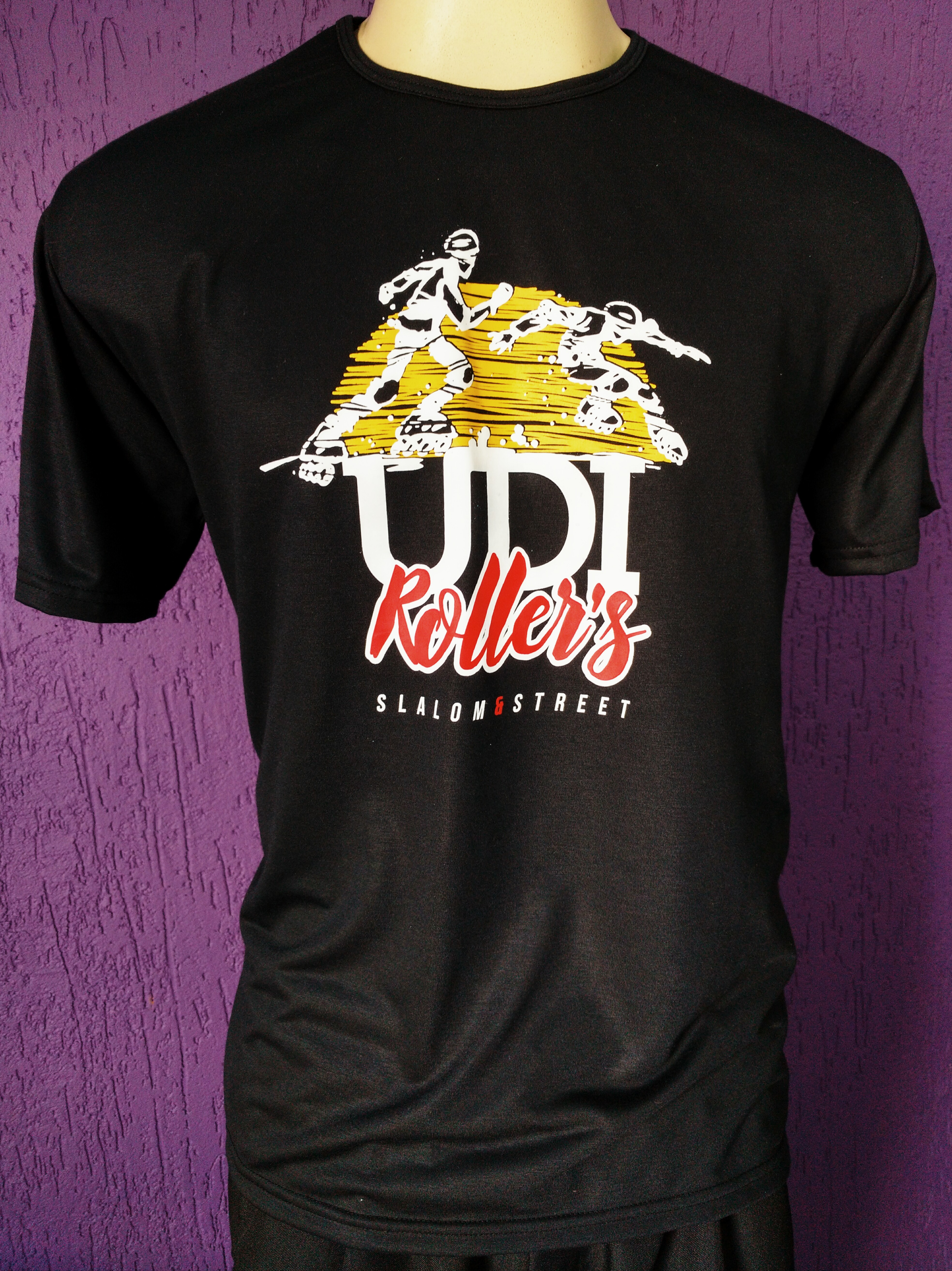 Camiseta Udi Rollers