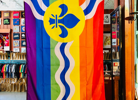 St. Louis Pride Flag
