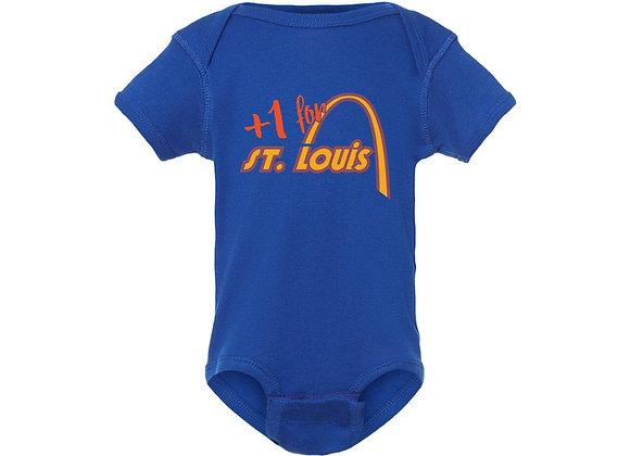 +1 for St. Louis Onesie