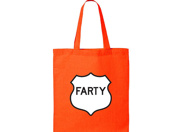 Highway Farty Tote