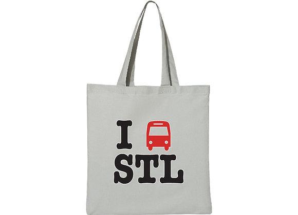 I (Bus) STL Tote