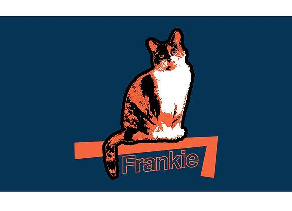 Frankie the Cat Undies