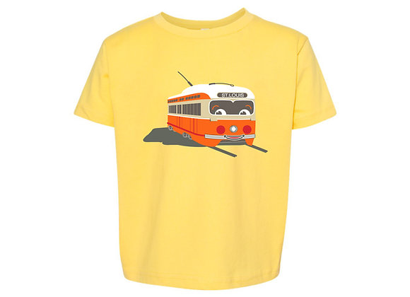 St. Louis Streetcar Youth Tee
